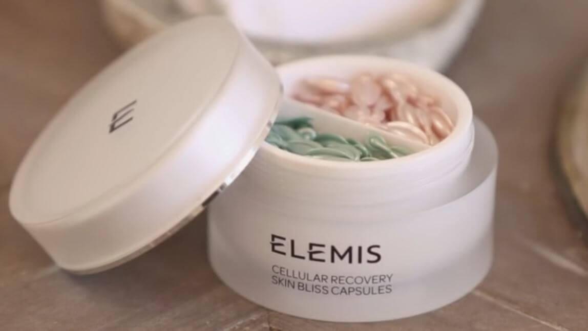Serum In Skincare Capsules
